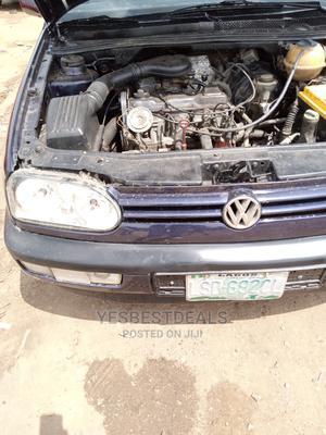 Volkswagen Golf 2001 Blue | Cars for sale in Abuja (FCT) State, Garki 2
