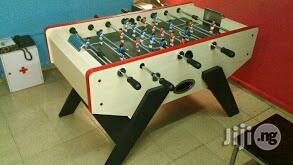 Brand New Soccer Table Available At Favour Sports Gallery | Sports Equipment for sale in Rivers State, Port-Harcourt