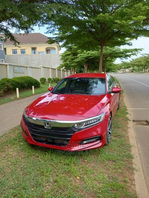 Honda Accord 2019 Red   Cars for sale in Abuja (FCT) State, Gwarinpa