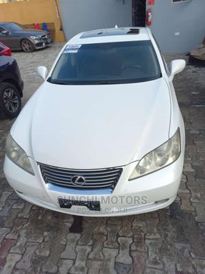Lexus ES 2008 350 White   Cars for sale in Lagos State, Lekki