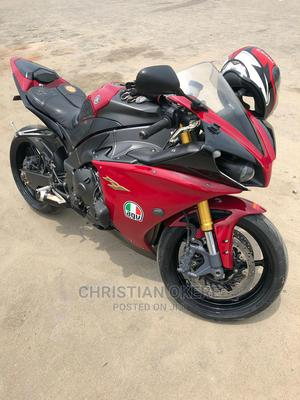 Yamaha R1 2012 Red   Motorcycles & Scooters for sale in Lagos State, Alimosho