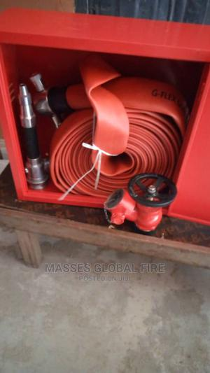 Fire Hose With Box and Valve | Safetywear & Equipment for sale in Lagos State, Apapa