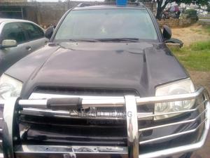 Toyota 4-Runner 2005 SR5 V6 4x4 Black | Cars for sale in Akwa Ibom State, Uyo