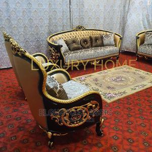 Classy Italian Royal 7 Sitter Sofa   Furniture for sale in Lagos State, Victoria Island