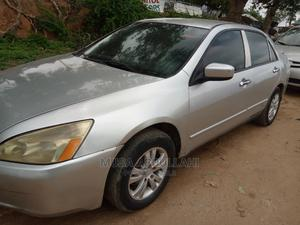 Honda Accord 2005 2.0 Comfort Silver | Cars for sale in Niger State, Suleja