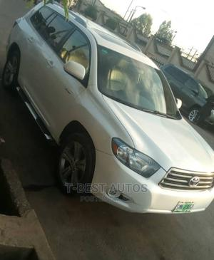 Toyota Highlander 2010 White | Cars for sale in Lagos State, Ikeja