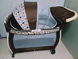 Jumbo Size Lmv Baby Bed   Children's Furniture for sale in Lagos State, Lagos Island (Eko)