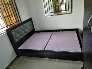 Bed Four X Six   Furniture for sale in Abuja (FCT) State, Lugbe District