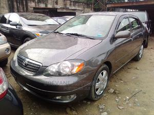 Toyota Corolla 2006 LE Gray | Cars for sale in Lagos State, Isolo