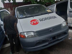 Toyota Hiace Bus Automatic Frame Short | Buses & Microbuses for sale in Lagos State, Apapa