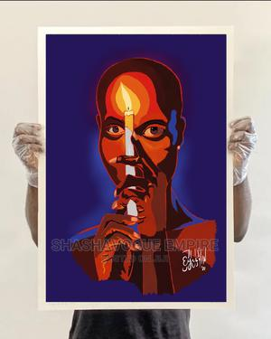 Digital Painting Home Decor Wall Painting   Arts & Crafts for sale in Lagos State, Amuwo-Odofin