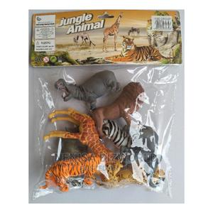 Realistic Wild Animals Toy Set for Kids Learning +Decoration | Toys for sale in Lagos State, Lekki