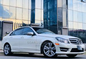 Mercedes-Benz C300 2012 White | Cars for sale in Abuja (FCT) State, Central Business Dis