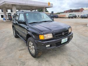 Honda Passport 2001 EX 4x4 Black   Cars for sale in Lagos State, Isolo