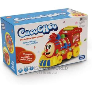 Action Choo Choo Funny Train With Music and Light for Kids   Toys for sale in Lagos State, Kosofe