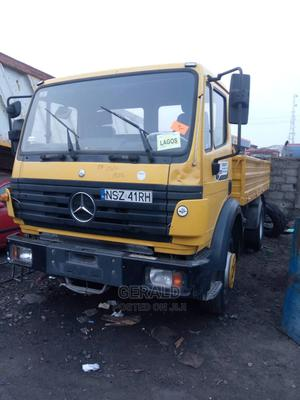 Tokunbo Mercedes Benz Tipper Truck | Trucks & Trailers for sale in Lagos State, Amuwo-Odofin