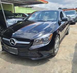 Mercedes-Benz CLA-Class 2015 Black   Cars for sale in Lagos State, Agege