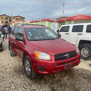 Toyota RAV4 2010 2.5 Limited Red | Cars for sale in Lagos State, Agege