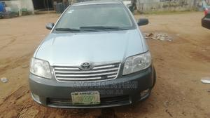 Toyota Corolla 2004 Sedan Automatic Blue | Cars for sale in Lagos State, Alimosho
