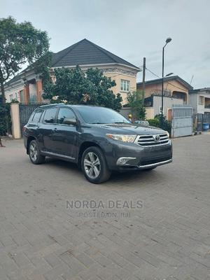 Toyota Highlander 2012 Limited Gray   Cars for sale in Lagos State, Surulere