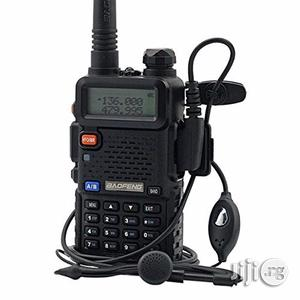 Baofeng UV-5R UHF/VHF Portable Long Range 2 Way Radio | Audio & Music Equipment for sale in Rivers State, Port-Harcourt