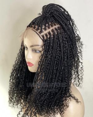 4*4 Kinky Styled Braid Wig   Hair Beauty for sale in Anambra State, Awka