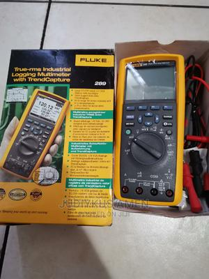 Am Selling Fluke 289 Multimeter | Manufacturing Materials for sale in Anambra State, Onitsha