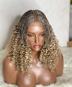 Micro Curls Braid Wig   Hair Beauty for sale in Anambra State, Awka