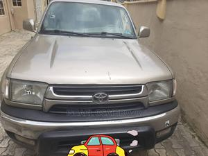 Toyota 4-Runner 2001 Gold | Cars for sale in Lagos State, Ajah