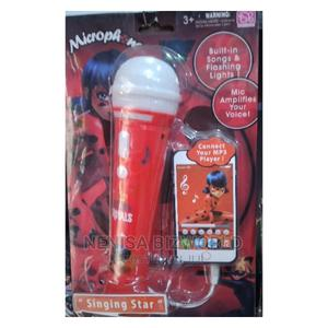 Singing Star Kids Toy Microphone Wit Recorder and Mp3 Port | Toys for sale in Lagos State, Kosofe