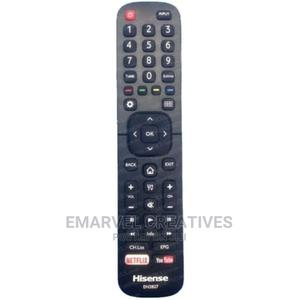 Replacement Remote Control For Hisense LED Smart TV | Accessories & Supplies for Electronics for sale in Lagos State, Surulere