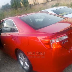 Toyota Camry 2012 Red   Cars for sale in Abuja (FCT) State, Garki 2