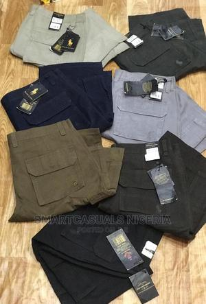 Polo Ralph Lauren Shorts / Combat Chinos   Clothing for sale in Lagos State, Mushin