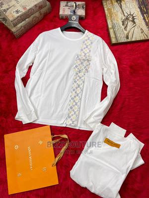 High Quality LOUIS VUITTON T-Shirts Available for Sale | Clothing for sale in Lagos State, Magodo