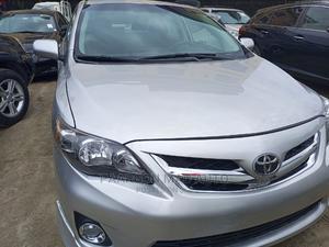 Toyota Corolla 2013 Silver   Cars for sale in Lagos State, Amuwo-Odofin
