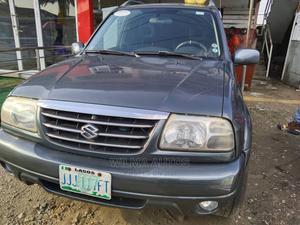 Suzuki Grand Vitara 2002 XL 7 Gray | Cars for sale in Delta State, Warri