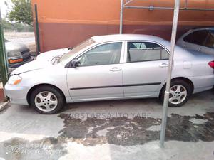 Toyota Corolla 2007 Silver | Cars for sale in Lagos State, Alimosho