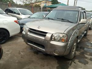 Nissan Frontier 2004 LE V6 Crew Cab Gray | Cars for sale in Lagos State, Ikeja