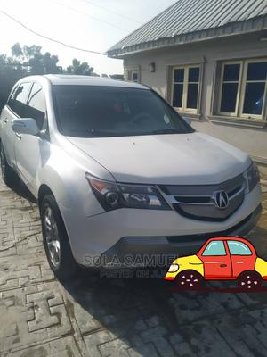 Acura MDX 2008 SUV 4dr AWD (3.7 6cyl 5A) White | Cars for sale in Ogun State, Abeokuta South