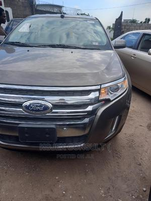 Ford Edge 2012 Gray | Cars for sale in Lagos State, Ikeja