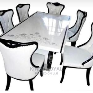 Imported Executive Dining Table With Six Chairs | Furniture for sale in Abuja (FCT) State, Maitama