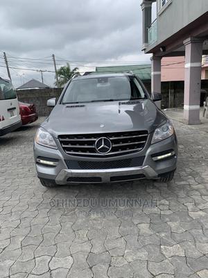 Mercedes-Benz M Class 2013 ML 350 4Matic Gray | Cars for sale in Delta State, Warri
