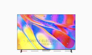 TCL 65 Inches Qled 4K Android Smart Ai TV | TV & DVD Equipment for sale in Lagos State, Ikeja
