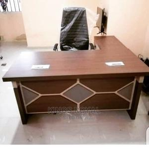 Executive Office Table With the Chair | Furniture for sale in Abuja (FCT) State, Maitama
