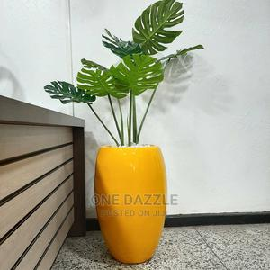 Artificial Monstera Plant in Fibre | Home Accessories for sale in Lagos State, Ikeja