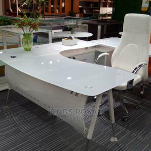 Imported Executive Office Table With Chair   Furniture for sale in Abuja (FCT) State, Maitama