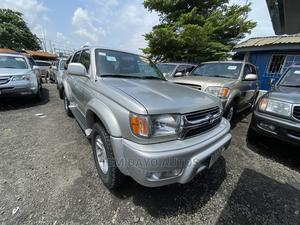 Toyota 4-Runner 2002 Silver | Cars for sale in Lagos State, Apapa