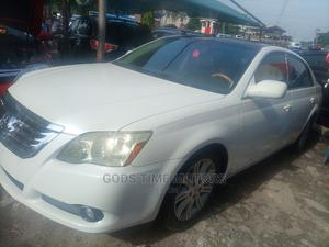 Toyota Avalon 2007 Limited White   Cars for sale in Lagos State, Apapa