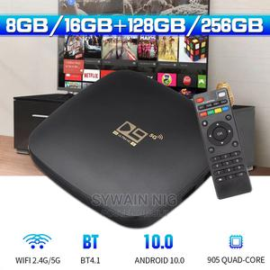 Android 10.0 TV BOX H10 Max 16gb + 256gb | TV & DVD Equipment for sale in Lagos State, Agege