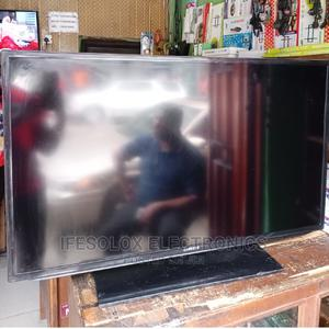 40 Inch Samsung Full HD LED TV With USB - UK Fairly Used | TV & DVD Equipment for sale in Lagos State, Ojo